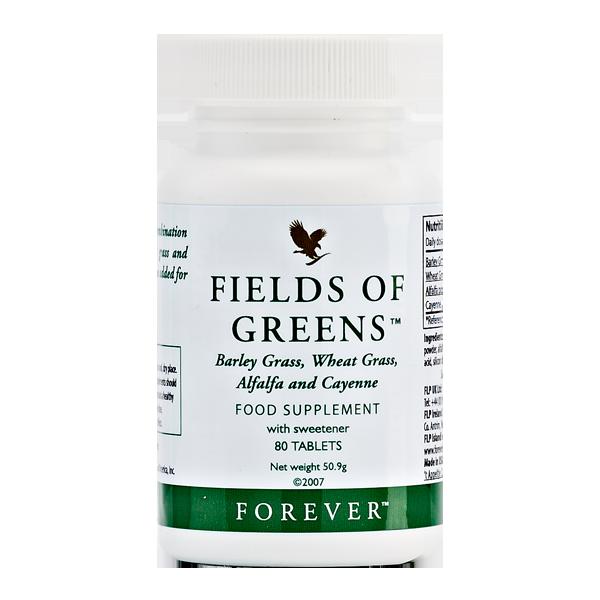 supplement alimentaire fields of greens 80 gellules 50.9g