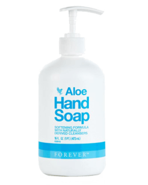 Aloe hand soap forever living