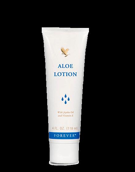 Aloe lotion 118mL forever living