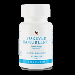 immublend supplément alimentaire 60 gellules forever living
