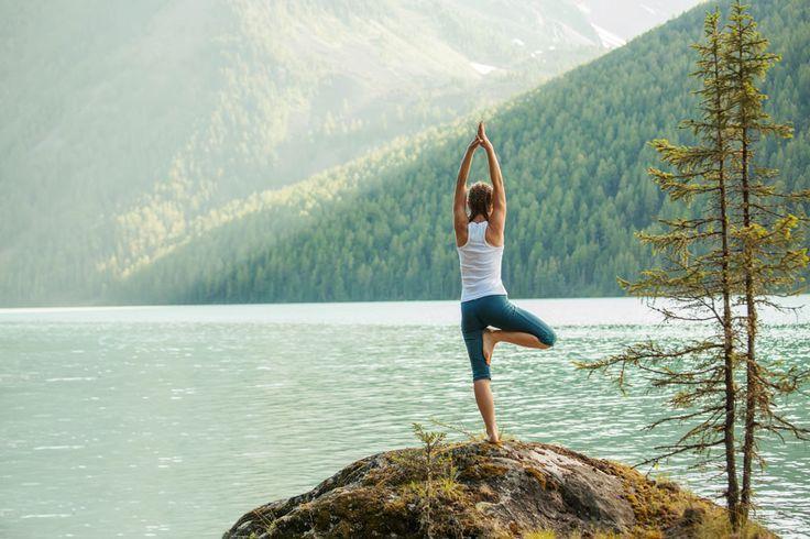 7 postures de yoga pour diminuer l'anxiété