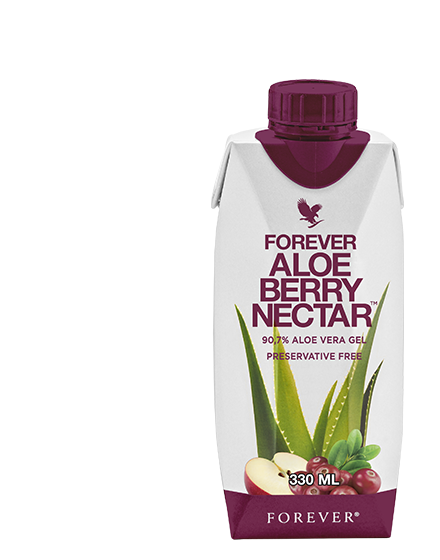 boisson aloe vera berry nectar mini forever living