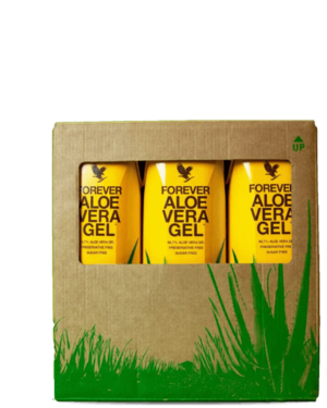 pack 3 boissons aloe vera mini forever living