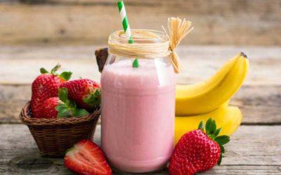 Gardez la ligne grâce à cet en-cas protéiné sans lactose !