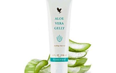 Retrouvez tous les bienfaits Aloe Vera Gelly pur dans ce tube !